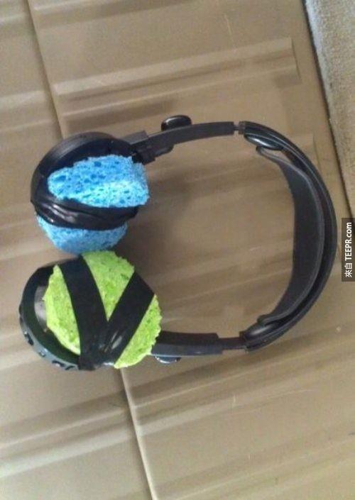 這絕對是路上最「潮」的耳機吧!