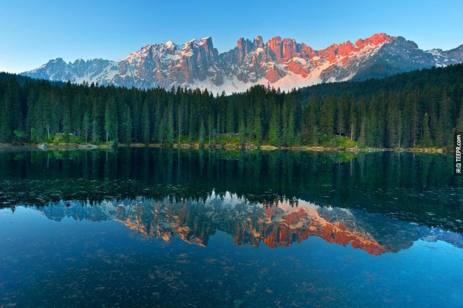 義大利卡雷薩湖