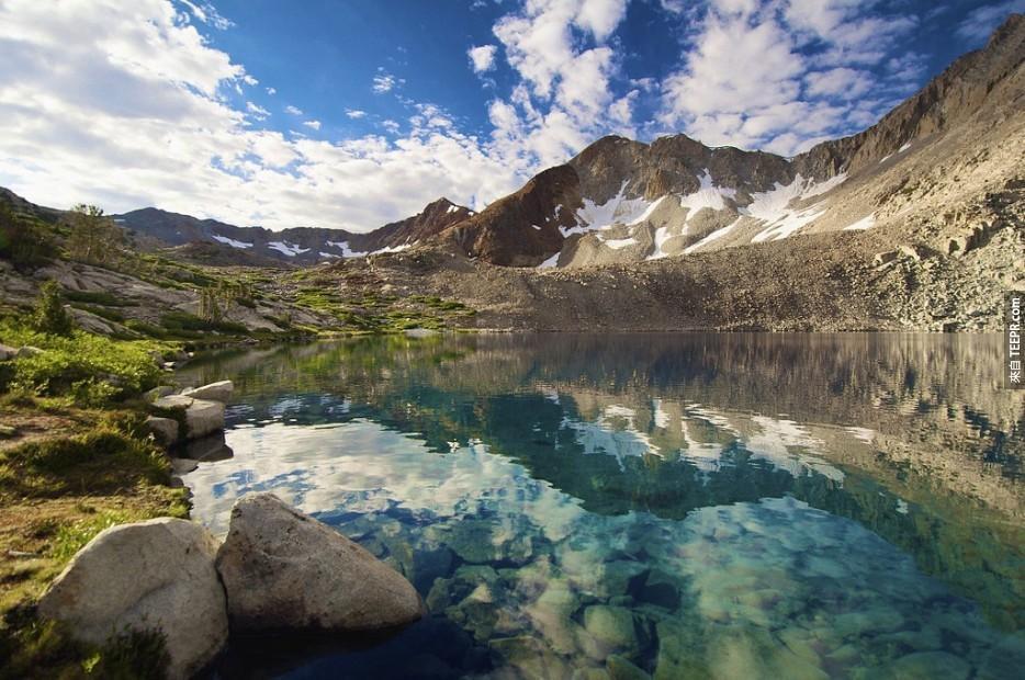 美國加州馬喬里湖