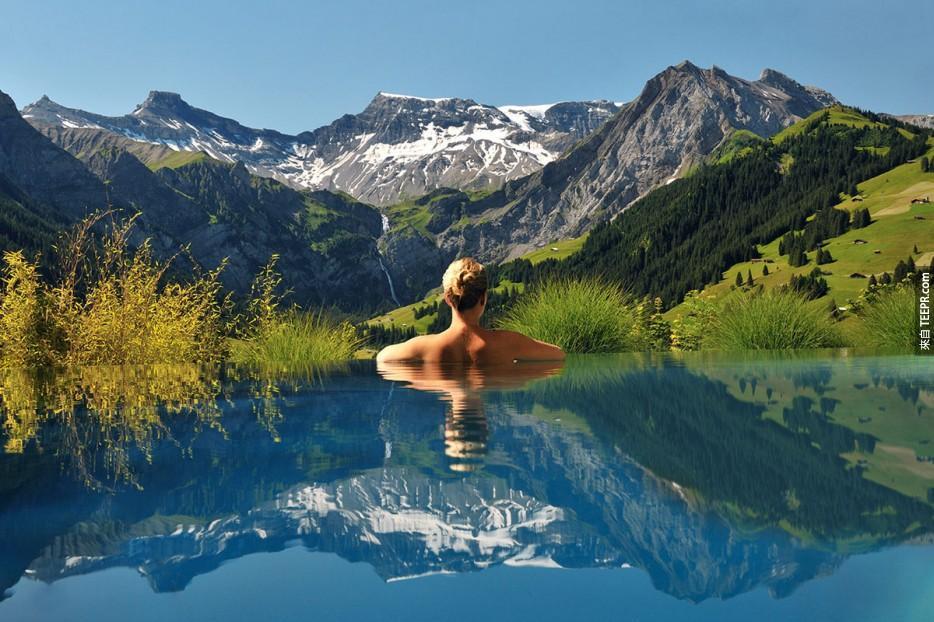 這30個絕美的游泳仙境,這輩子能去任何一個就絕無遺憾了!