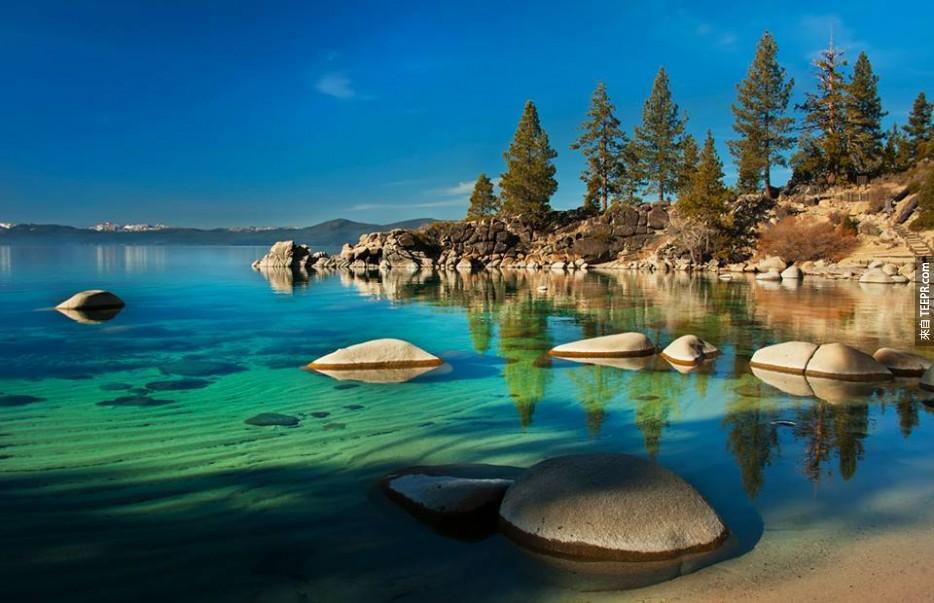 美國內華達州太浩湖
