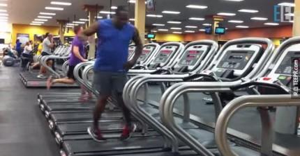 marcus-dorsey跑步機舞者