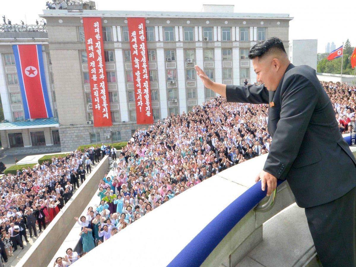 北韓是世界上最腐敗的國家之一,和阿富汗和索馬利亞不相上下。