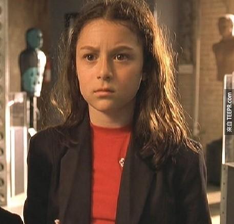 阿麗夏·維加(Alexa Vega):演過非常小特務 (Spy Kids)