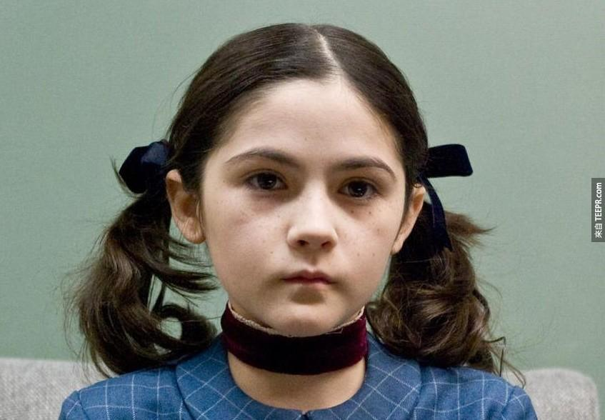 伊莎貝拉·傅爾曼(Isabelle Fuhrman):孤兒怨(Orphan)
