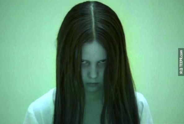 Daveigh Chase:演過七夜怪談西洋篇(The Ring)