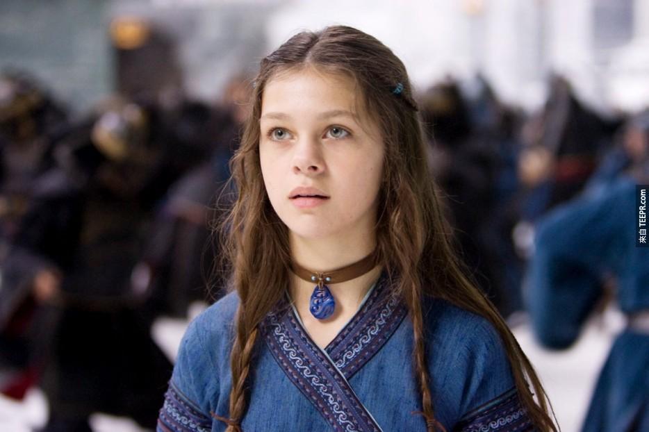 妮寇拉·佩茲(Nicola Peltz):演過《降世神通:最後的氣宗》(The Last Airbender)。