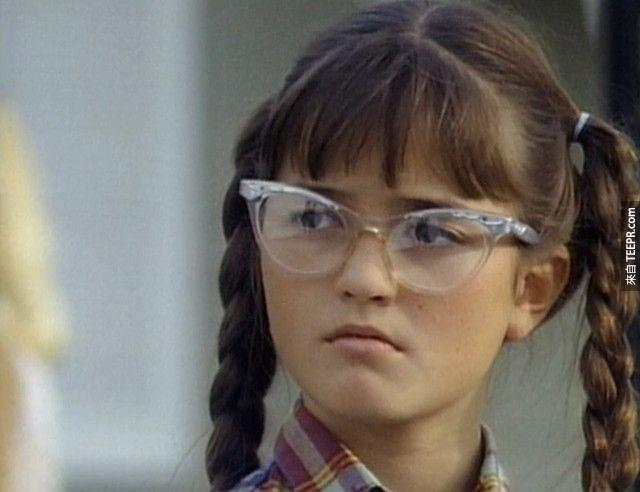 Danica McKeller:演過《The Wonder Years》喜劇集。