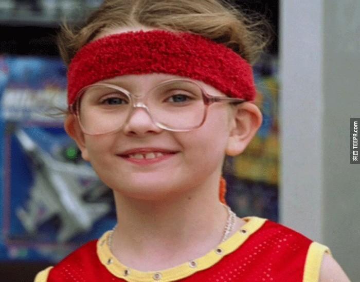 艾碧·貝絲琳(Abigail Breslin):小太陽的願望(Little Miss Sunshine)