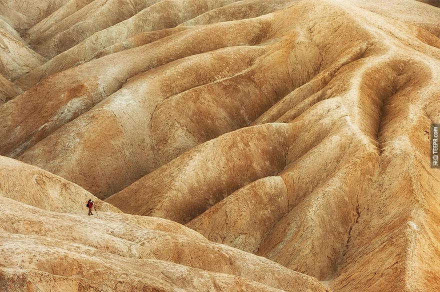 這些照片讓你看到人類跟大自然比真的很微不足道。