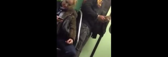捷運上手機被偷走