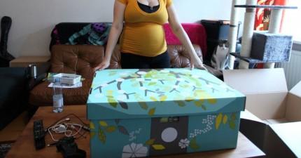 在芬蘭生孩子超棒,因為政府會送給你這個令人驚喜的超溫馨「快速上手禮盒」。