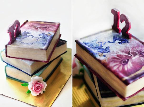 這20個神級的蛋糕不該進到你的胃,因為你也不會忍心咬下去!