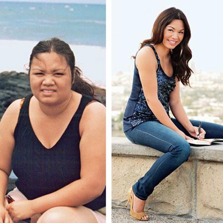 15張最劇烈的的瘦身前後對比圖,會激發你減重的決心!
