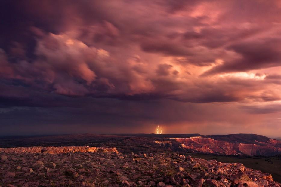 美國猶他州布賴恩峰(Brian Head, Utah, USA)