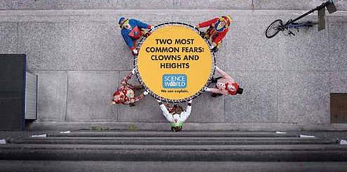 如果到處都有這些超天才的街頭告示牌,考試不拿100分都難!