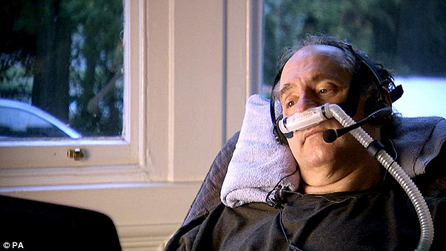Craig Ewert, 59, whose death in an assisted suicide in a Swiss clinic was broadcasted on  television
