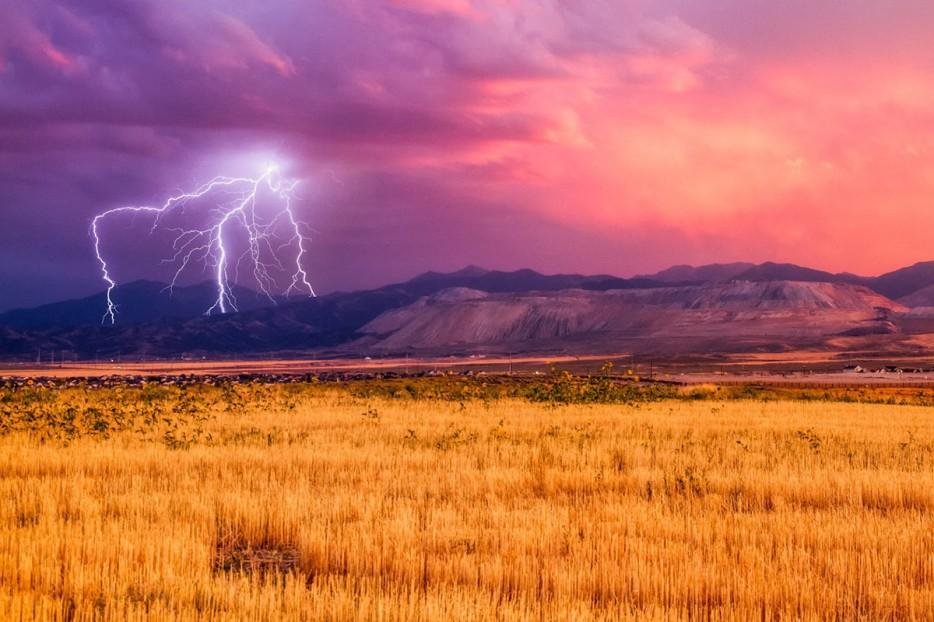 美國猶他州大盆地(Great Basin, Utah, USA)