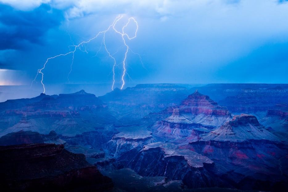 美國亞利桑那州大峽谷國家公園(Grand Canyon, Arizona, USA)