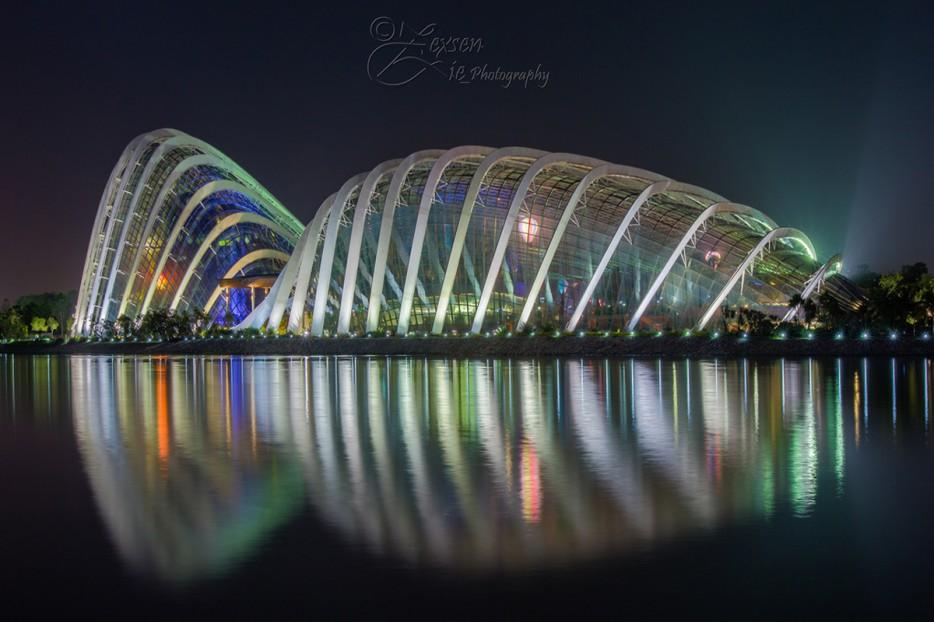 這29個建築白天已經很美了,但是到了晚上才會露出他們的真面目。