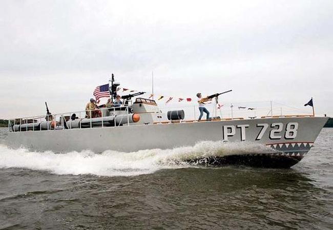 6. 魚雷巡邏艇:3,000萬台幣