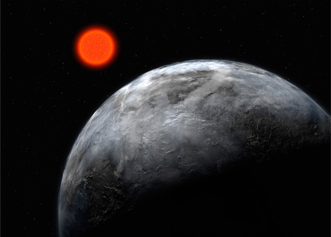 """1.) Scientists believed they had found a """"second earth"""" known as Gliese 581c, but recent findings show it likely isn't habitable."""