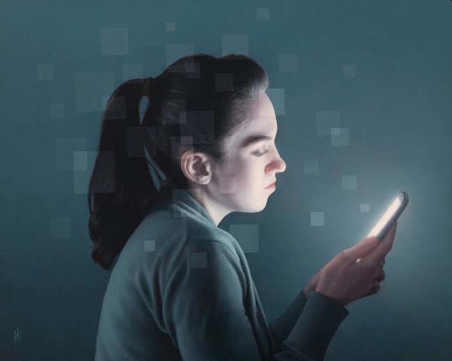 """""""Digital Enlightenment."""""""
