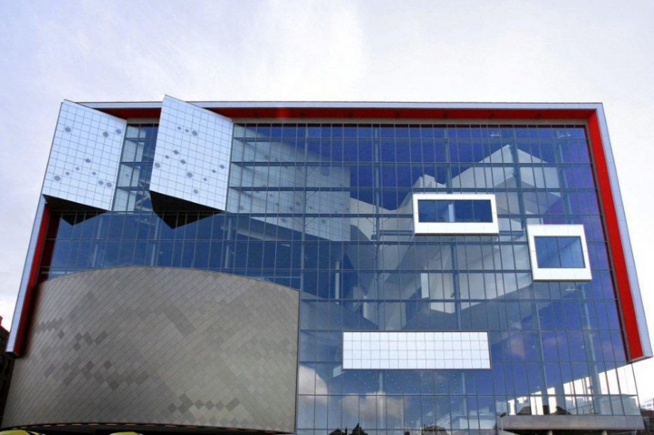 荷蘭(Netherlands)TivoliVredenburg音樂廳