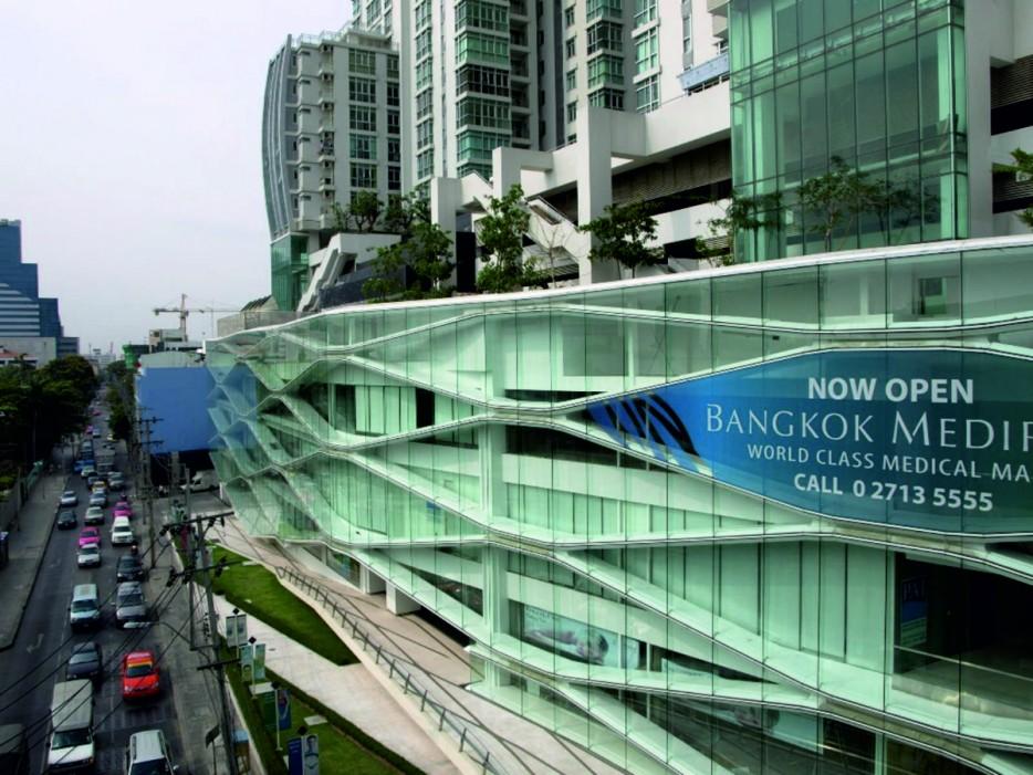 泰國曼穀Mediplex大樓