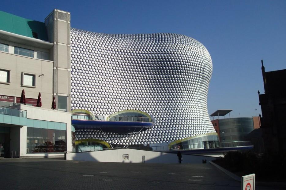 英國塞爾福瑞吉百貨大樓( Selfridges Building)