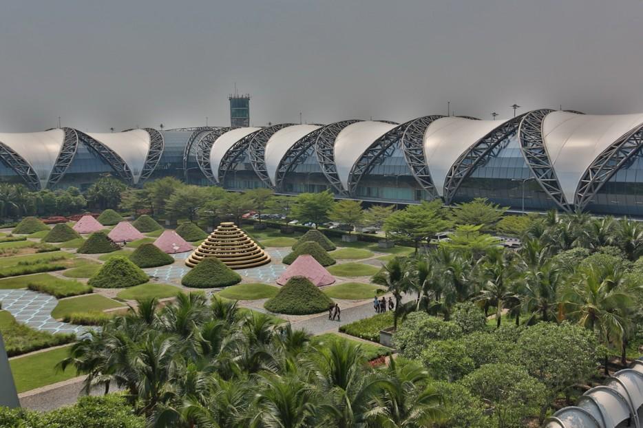 泰國曼谷國際機場