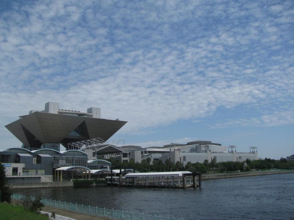 日本東京國際展示場(Tokyo Big Sight)