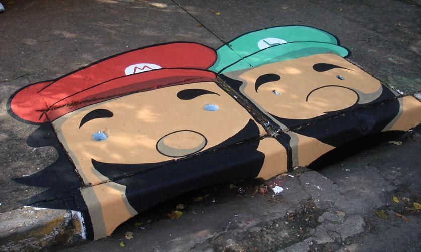 45 個野生街頭藝術,將顛覆你的視覺想像!