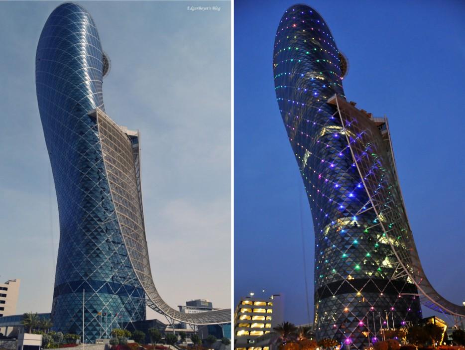 阿布紮比(Abu Dhabi)首都門
