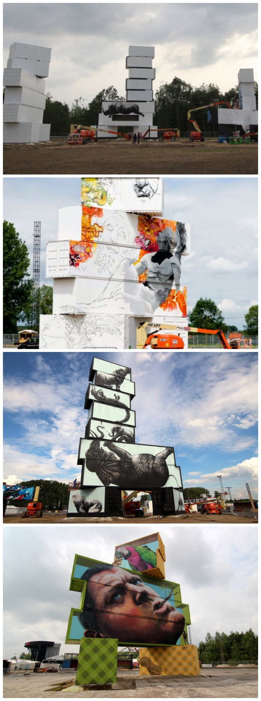 18. 貨櫃畫布:比利時(Belgium)