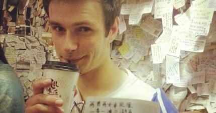 這名澳洲男子在一場嚴重的車禍之後,醒來後居然只會講中文!