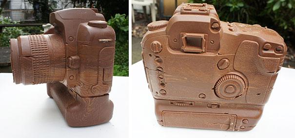 巧克力單眼相機