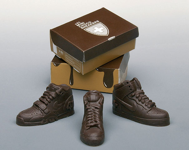Nike Chocolate Sneakers