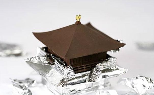 巧克力寺廟