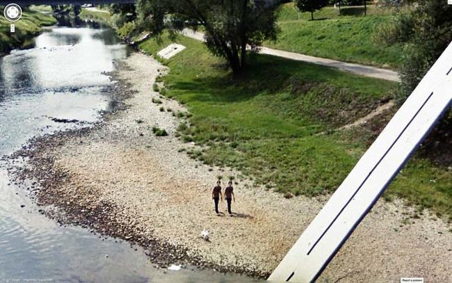 23. 河邊的影身分之術。