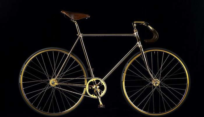 2. Aurumania黃金單車:313百萬台幣