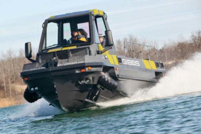 1. 兩棲車(Amphibious Truck):3,575萬台幣