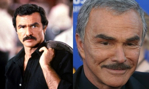 11. 噢!毕·雷诺斯(Burt Reynolds)!