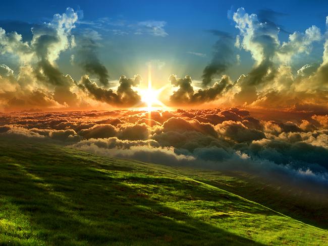 人死後故事就結束了嗎?這就是各個宗教認為我們死後會去的神奇地方。