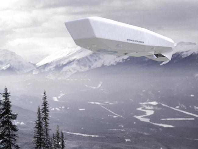 我希望飛機公司把每一台飛機都設計成這樣。我都不知道機長的休息空間這麼豪華!