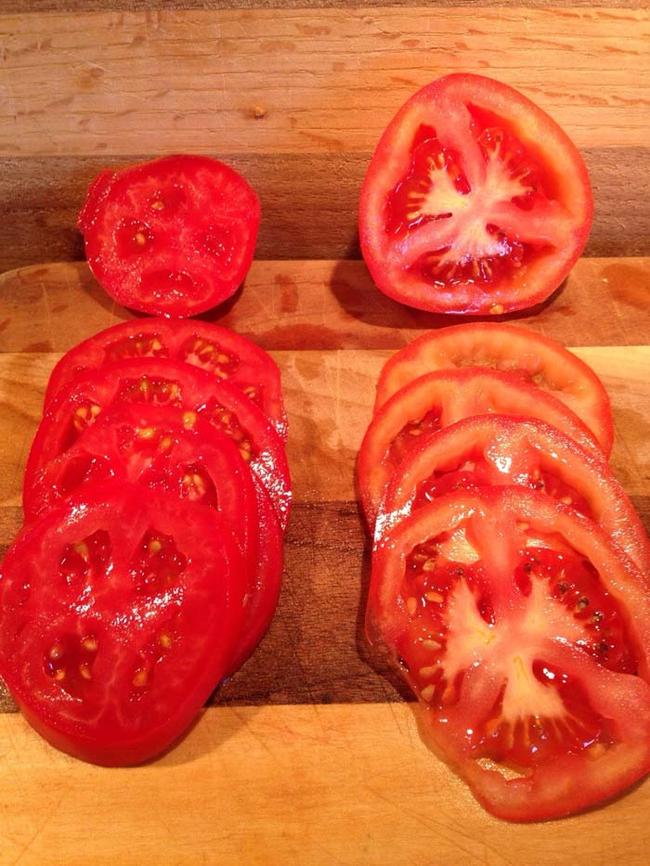 3.) 3. 番茄Tomatoes.