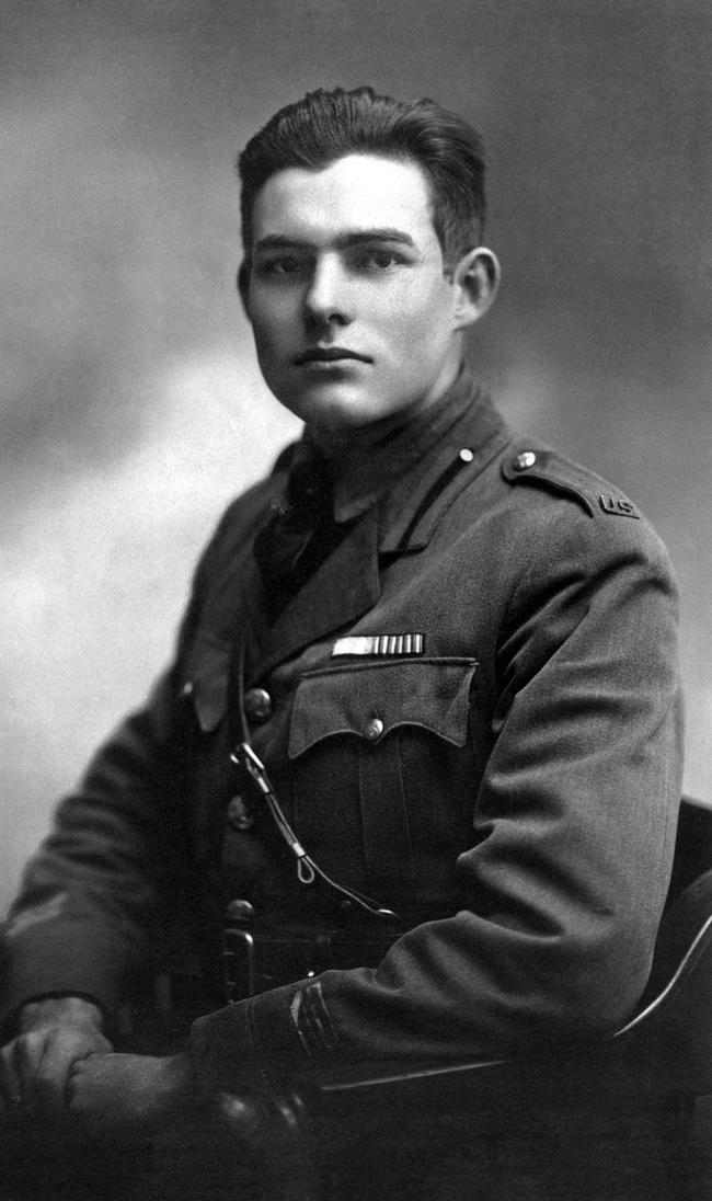 16. 在2009年,我們才知道厄尼斯特·海明威(Ernest Hemingway)是個失敗的國家安全委員會(KGB)間諜。