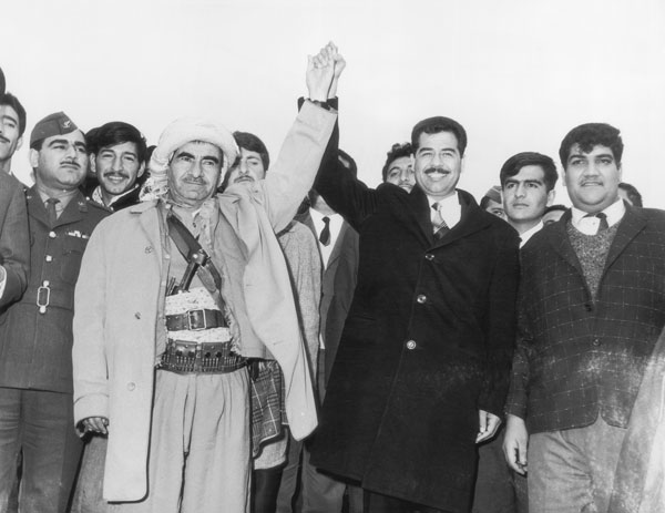 8. 薩達姆·海珊(Saddam Hussein)曾認為所有的核能調查人員都是美國的間諜,事實真的是如此。