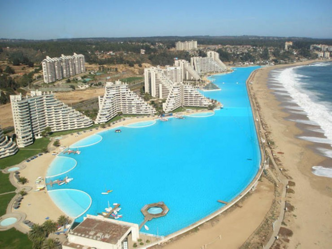 10個全世界最奢華的游泳池,有這些就不需要去海灘了!