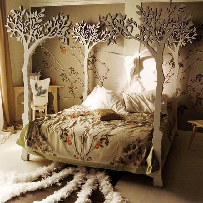睡覺可以更有意思!這25個最有特色的床會改變你的每個夜晚!